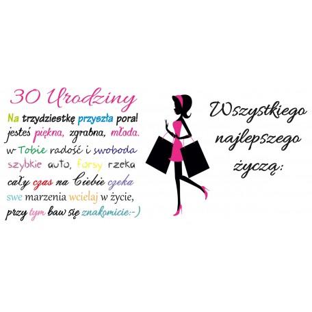 Kubek - 30 urodziny