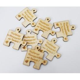 Brelok puzzle