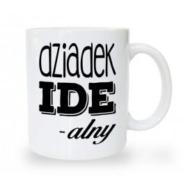 Kubek - Dziadek IDE-alny