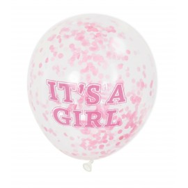 Balon z Helem -ITS A GIRL