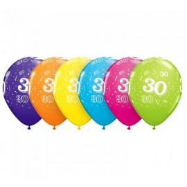 Balon napis 30
