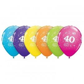 Balon napis 40