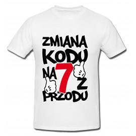 Koszulka- 70 urodziny