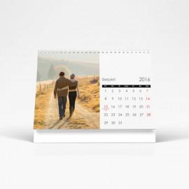 Foto kalendarz na biurko