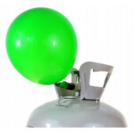 Napełnienie balonów helem