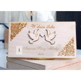 Pudełko na pieniądze - Ślub, 18-stka, urodziny